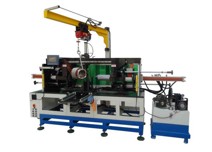 Automatic Stator Coil Horizontal - Forming Machine After Lacing SMT - ZJ300