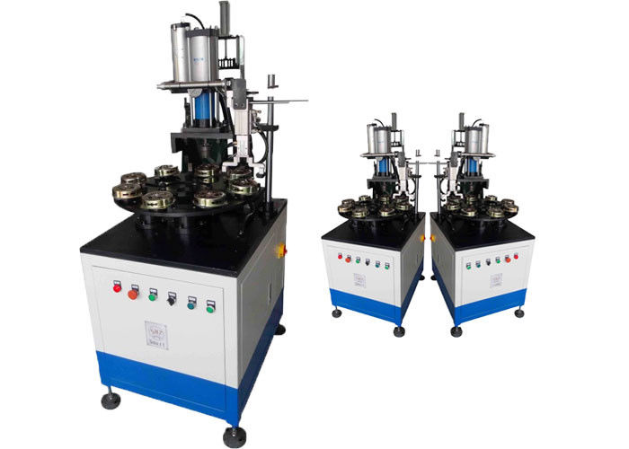 SMT - YM08 Wedge Cutting Machine For Pump Motor / Air Conditioner Motor