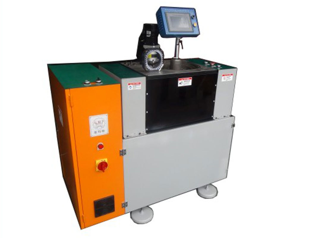 Multi - Pole Stator Slot Insulation Machine SMT - SC160 PLC Programme Control