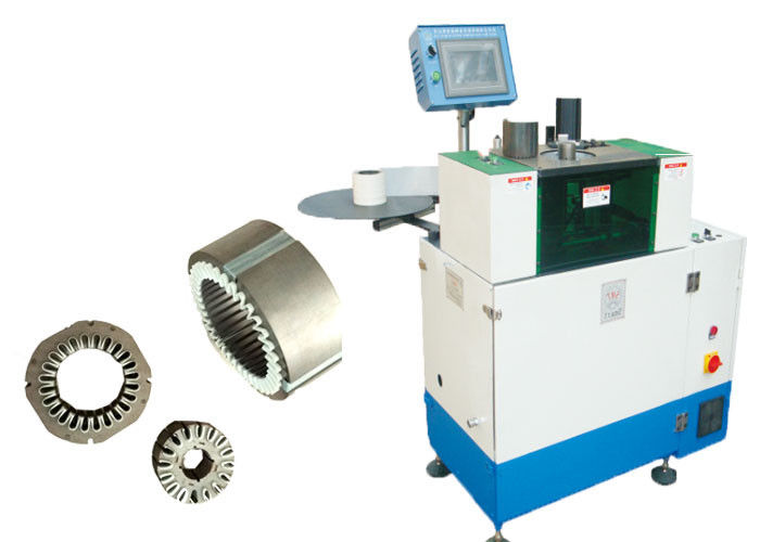 Stator Slot Insulation Paper Inserter Machine for Industrial Motors SMT - SC80