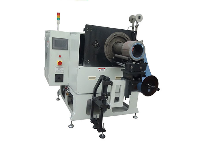 SMT-CW300 Stator Horizontal Motor Production Machine